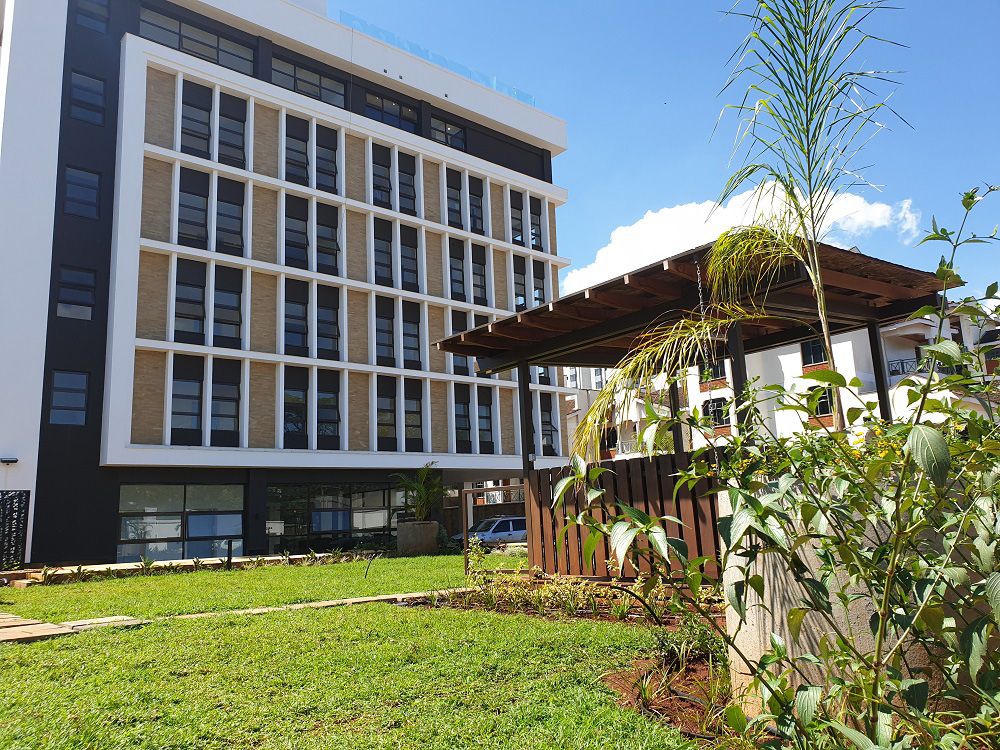 BOSCH EAST AFRICA NEARS COMPLETION OF THE NEW GREENFIELD CHIROMO LANE MEDICAL CENTRE IN KENYA